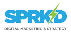 Sprk'd Digital Marketing Logo